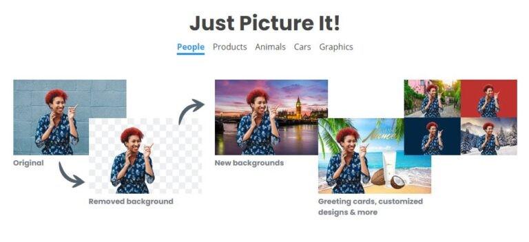 Cara Menghilangkan Background Foto Secara Online