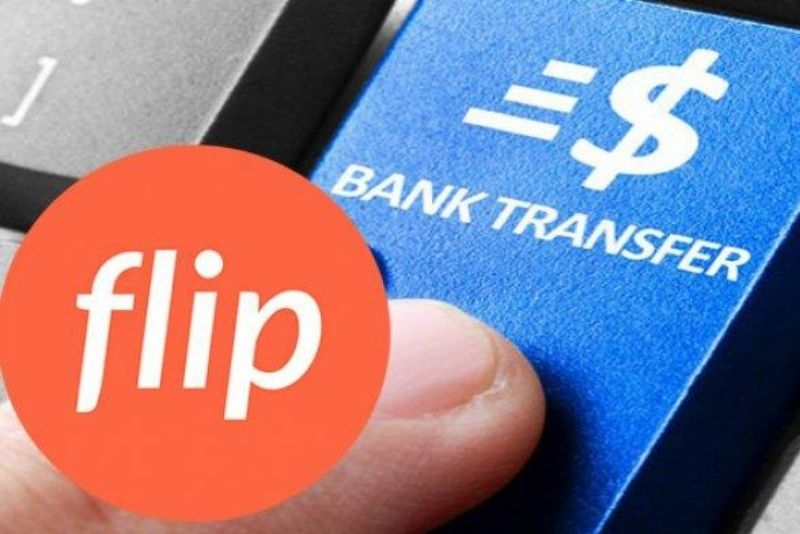 flip transfer uang