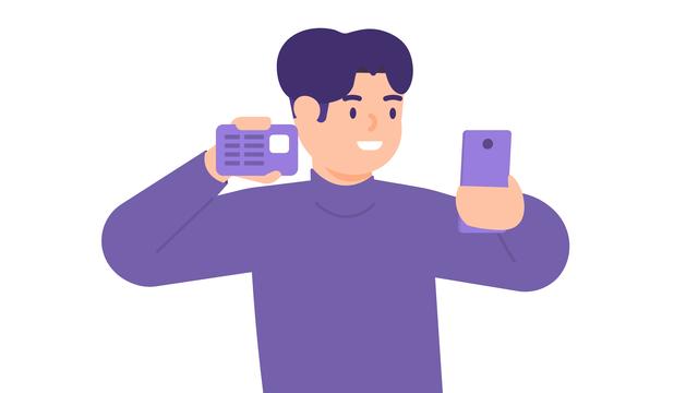 Selfie KTP