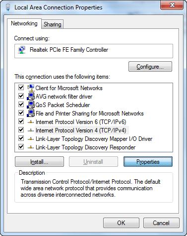 Cara Mengganti MAC Address Laptop Windows 10/8/7
