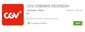 aplikasi pesan tiket nonton bioskop