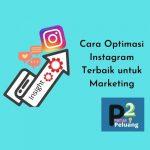 cara optimasi instagram