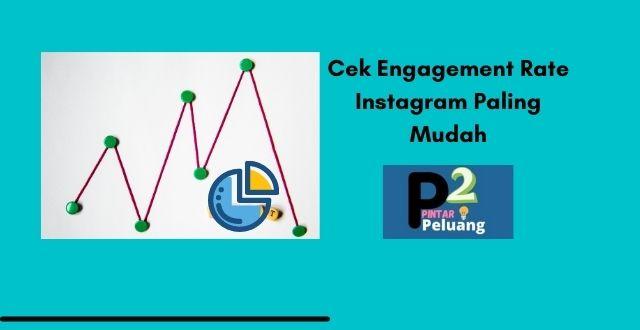 Cek Engagement Rate Instagram Paling Mudah