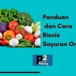 bisnis sayuran online