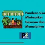 usaha minimarket sayuran