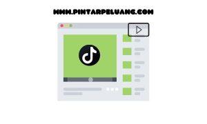 cara ambil video tiktok tanpa watermark