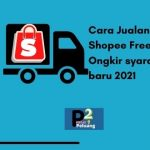 Cara Jualan di Shopee Free Ongkir