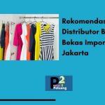 Distributor Baju Bekas Import Jakarta