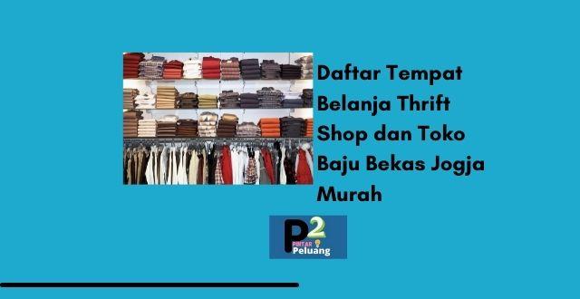 Thrift Shop Jogja