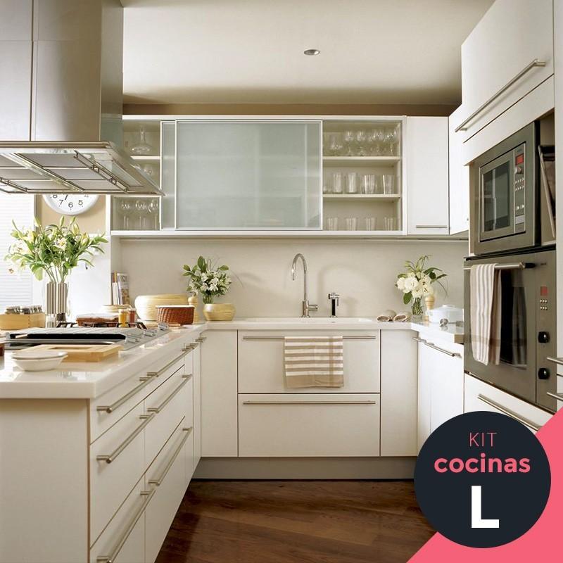 Kit Cocinas de Melamina
