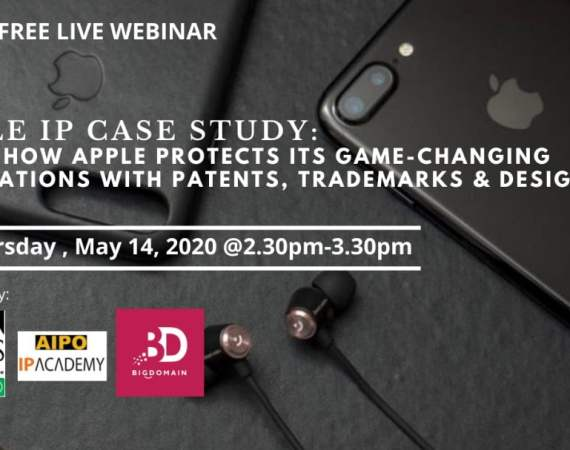 Learn how Apple protects its game-changing innovations with patents, trademarks & designs