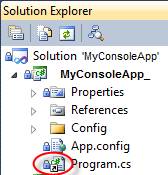 visual studio convert to 2012 project file link indicator
