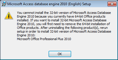 sql server 2008 import excel xlsx 32 bit access database engine 64 bit office