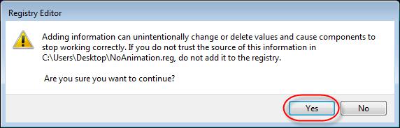 Registry Editor dialog