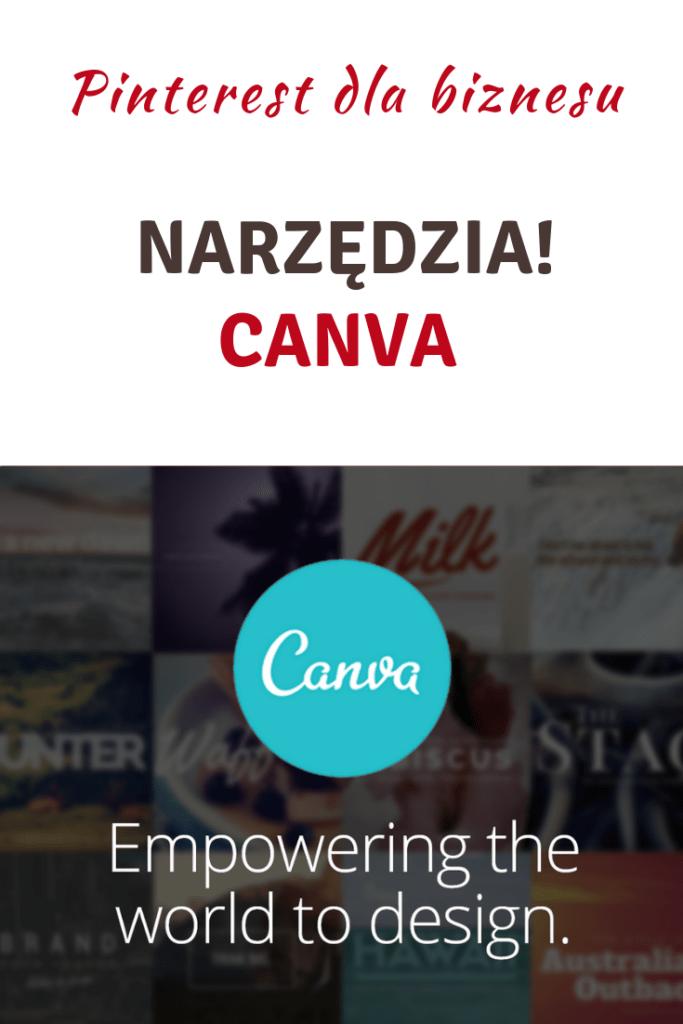 Narzędzia dla Pinteresta – Canva