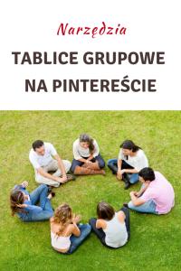Tablice grupowe na Pintereście