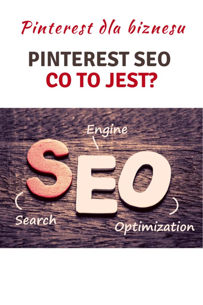 Co to jest Pinterest SEO?