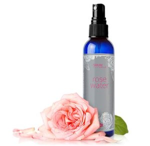 Great for ladies: Rose Water