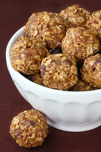 No-Bake Energy Bites (1/6)