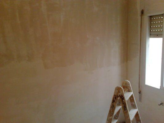 Quitar gotele y pintar piso en Alcorcon (26)