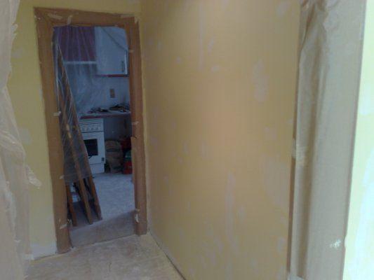 Quitar gotele y pintar piso en Alcorcon (5)