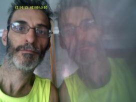 Reflejos sobre Estuco Veneciano Color Gris 1