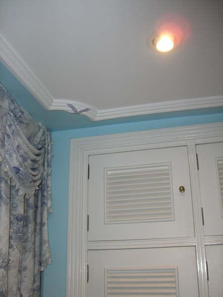 Dormitorio Laca Azul 1