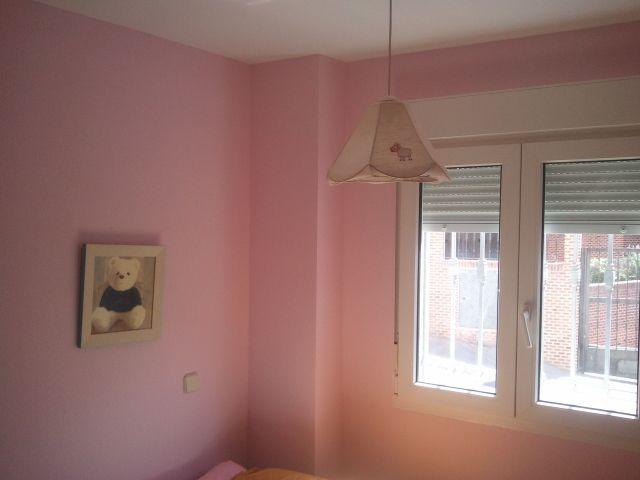Habitacion en Plastico Color Rosa - Pinturas Urbano