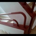 barandilla esmalte rojo 2