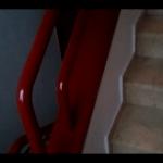 barandilla esmalte rojo 9