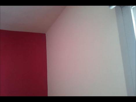 Plastico color rojo y beige 1