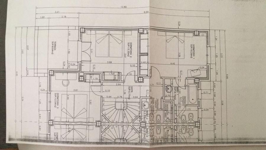 planos piso Ana