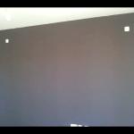 Pintura Plastica Color Gris Claro y Gris Oscuro 9