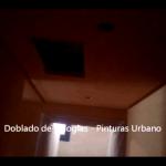 Doblado de veloglas - Pinturas Urbano 13