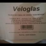 Tejido de Fibra de Vidrio - Veloglas