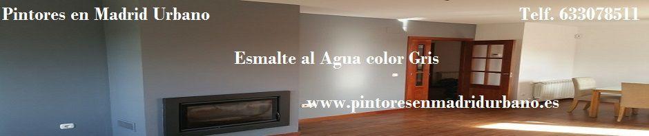 Banner Esmalte color gris