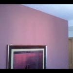 Esmalte al agua color Marron en Dormitorio de Coslada (12)