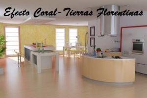 Efecto Coral - Tierras Florentinas