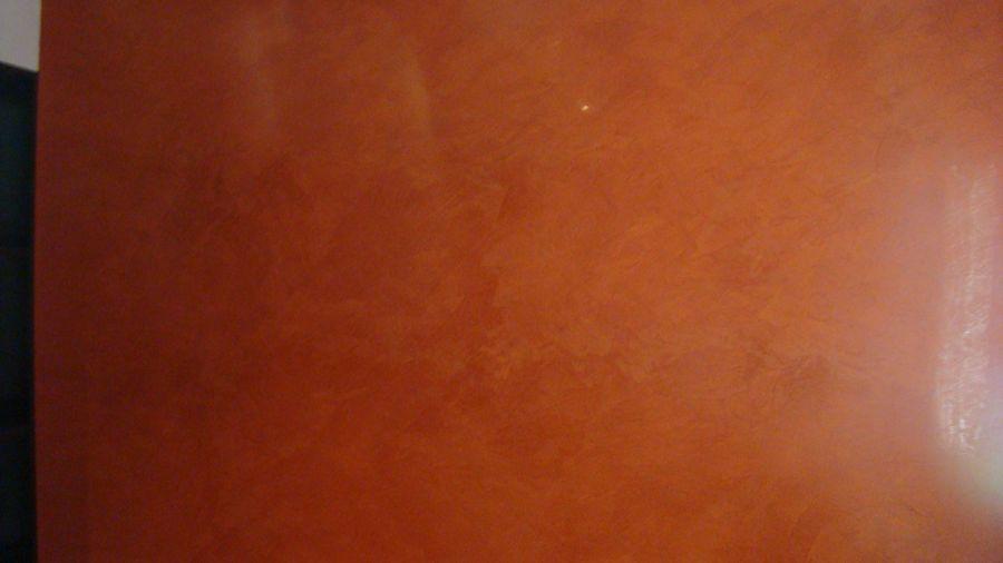Estuco veneciano color naranja (1)