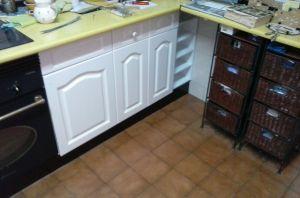 2ª Mano de laca en muebles de cocina y montado (6)