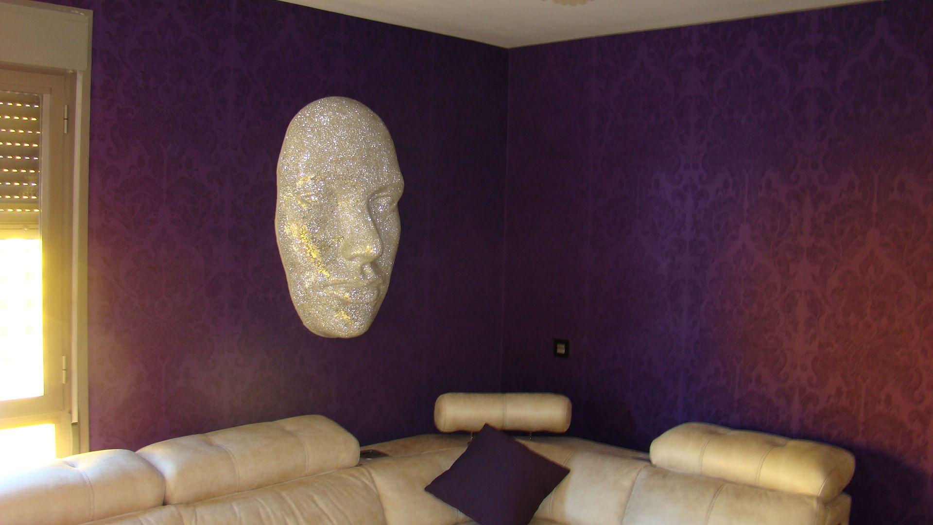 Poner papel pintado sobre gotele elegant materiales - Poner papel pintado sobre gotele ...