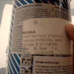 Esmalte pymacril color azul grisacio en Algete