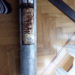 Papel pintado Vliestapete Used Look Dunkelgraua
