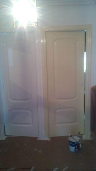 Lacando puertas de paso