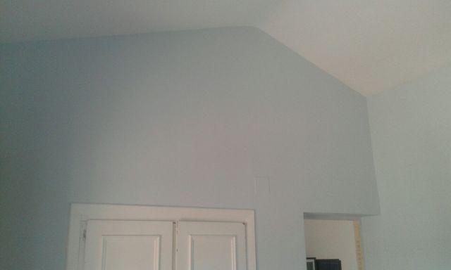 Plastico Sideral S-500 Color Azul Grisacio en Habitacion (7)