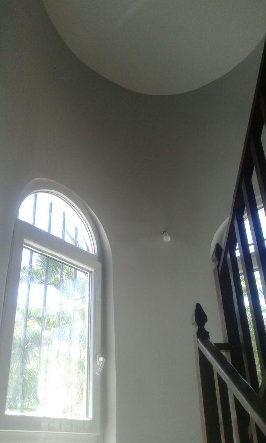Trio de Escalera Torreon Sideral S-500 Color Gris Calro - Terminado (1)