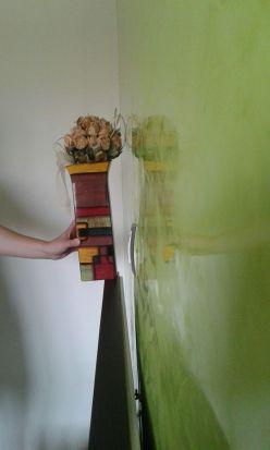 Estuco Veneciano Veteado color verde (7)