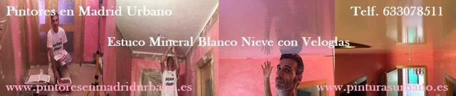 Banner Estuco Mineral Blanco