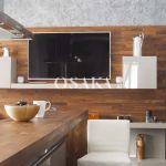 osaka pintura decorativa efecto microcemento color esencia negro gris madera