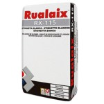 Rualaix Etiqueta Blanca Rx-115 Extra Fino